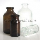 Molded Glass Vials for Injection